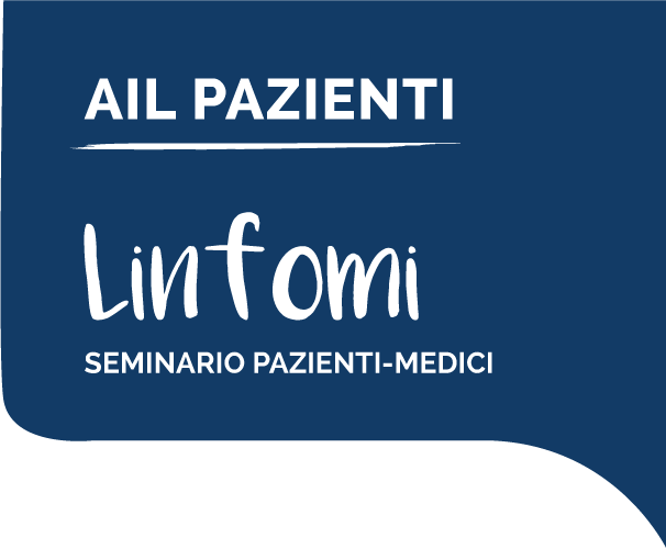 logo ail pazienti linfoma